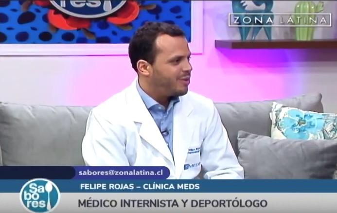 Fin al tabaquismo: Dr. Rojas de MEDS en Zona Latina