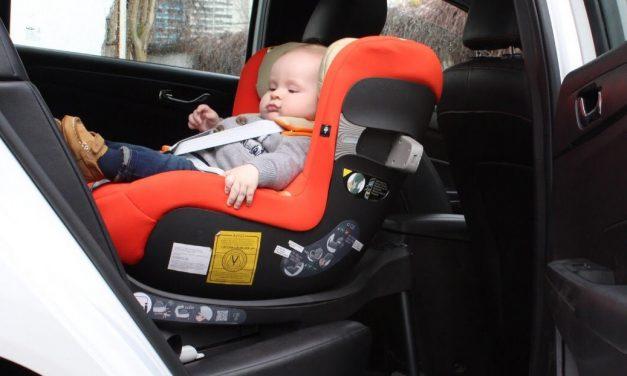 Conoce la avanzada silla de seguridad para guaguas y niños Sirona S i-Size de Cybex