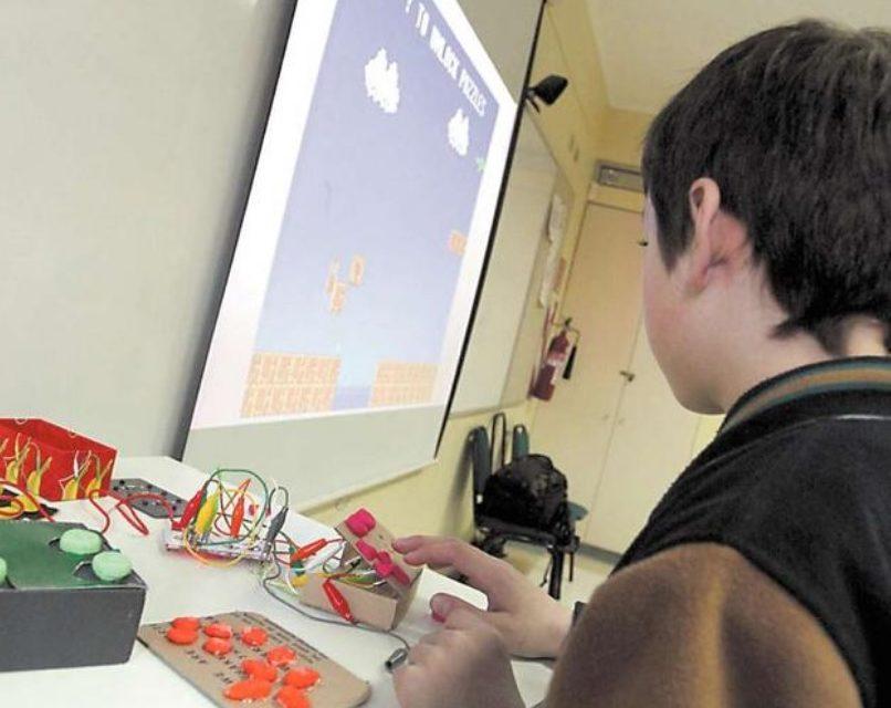 El Llanquihue: Alumnos de Colegio Pumahue destacan en taller de robótica